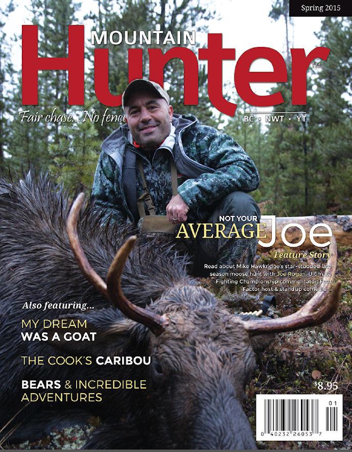 Spring 2015 Mountain Hunter Magazine