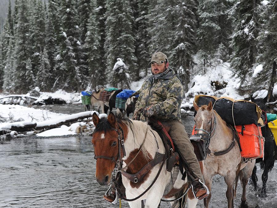 Moose Hunt Story