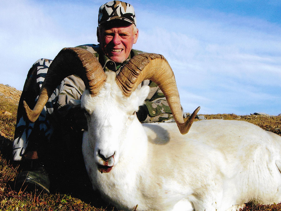 Dall Sheep Hunting Story