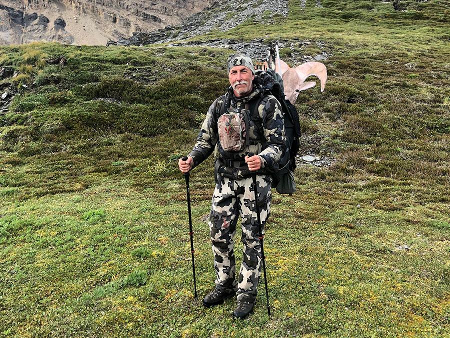 BC Stone Sheep Hunt