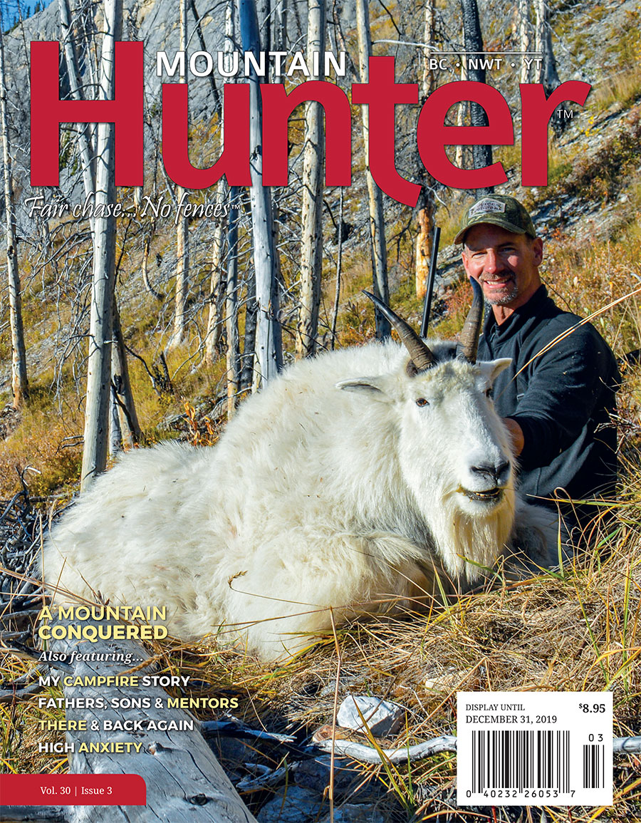 Fall 2019 Mountain Hunter Magazine