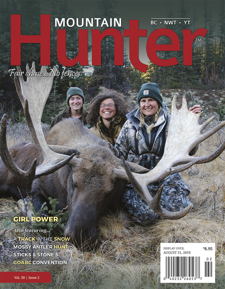 Spring 2019 Mountain Hunter Magazine