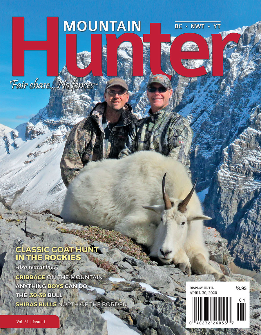 Winter 2020 Mountain Hunter Magazine