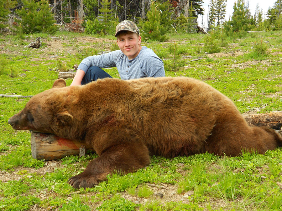 Ashnola Guide Outfitters Bear Hunt