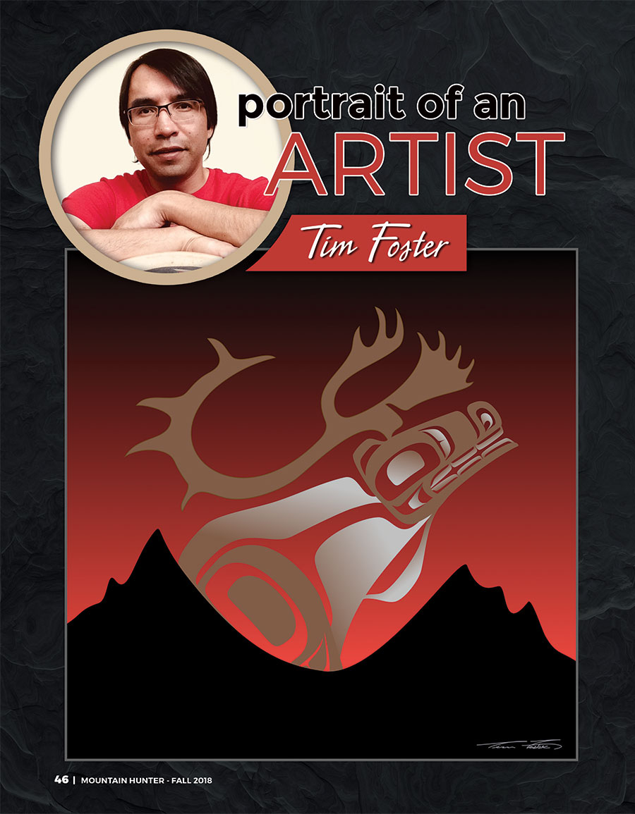 Fall 2018 - Artist Tim Foster