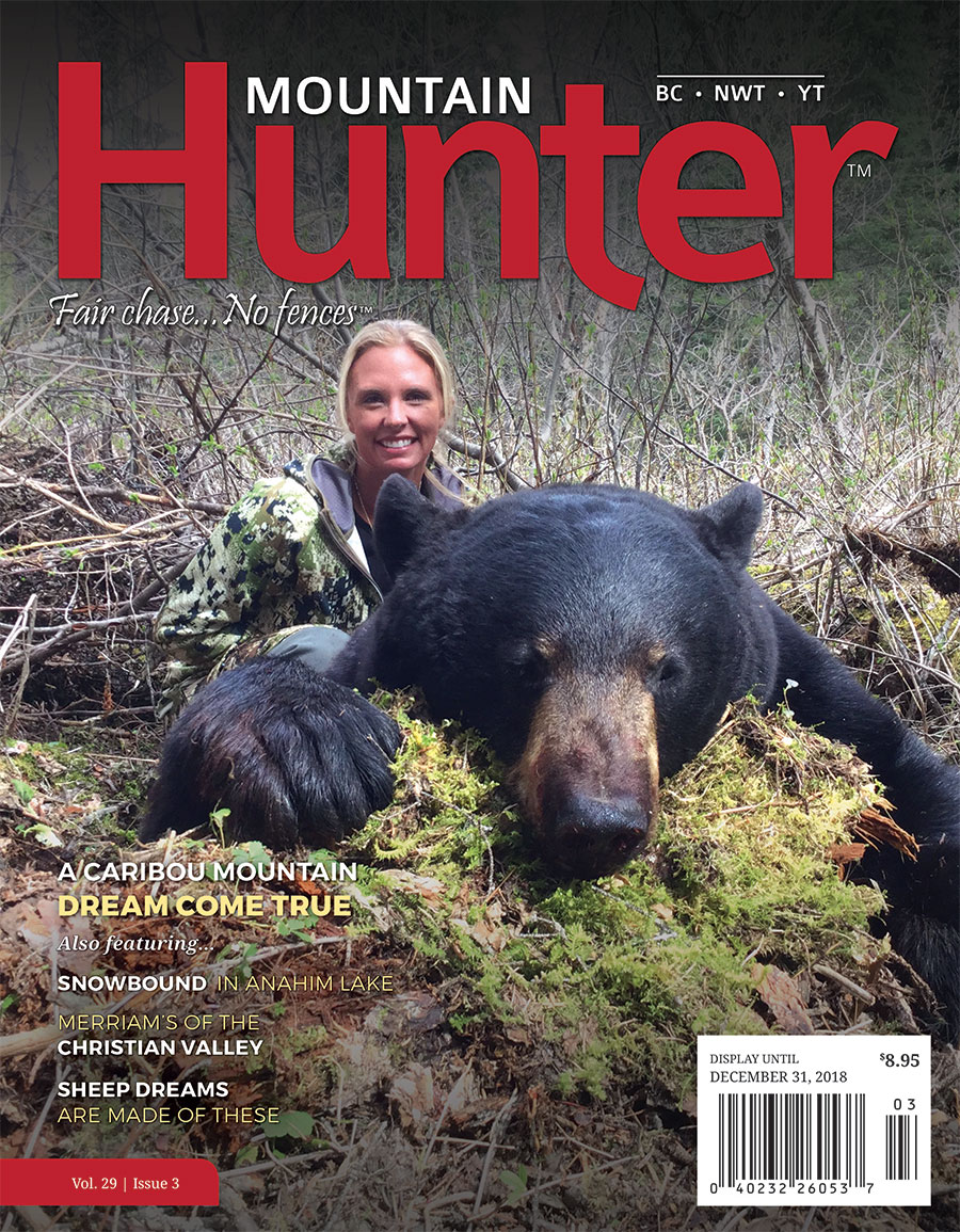 Fall 2018 Mountain Hunter Magazine