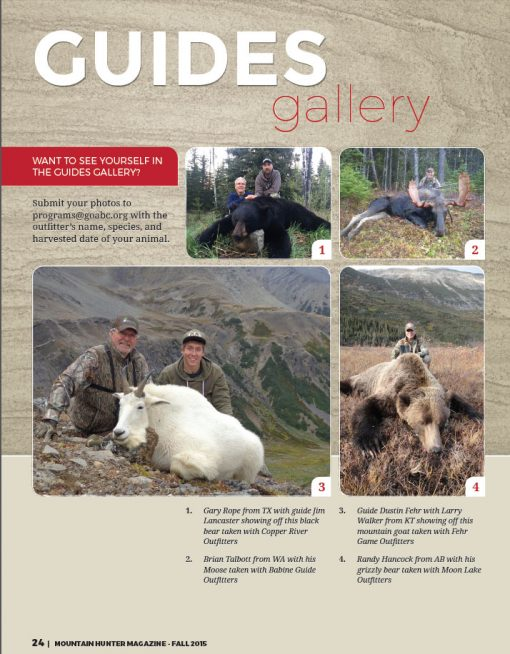 Guides Gallery