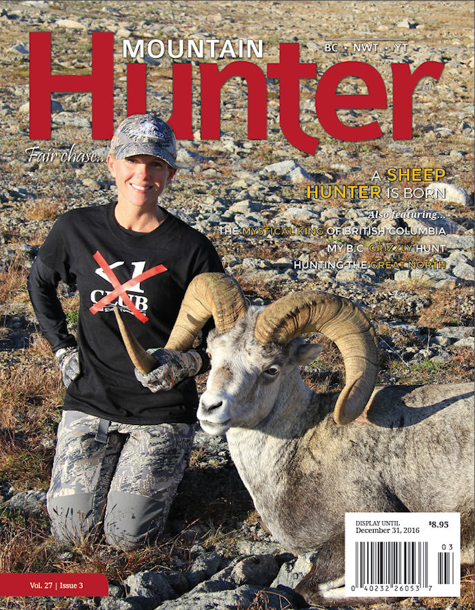 Fall 2016 Mountain Hunter Magazine