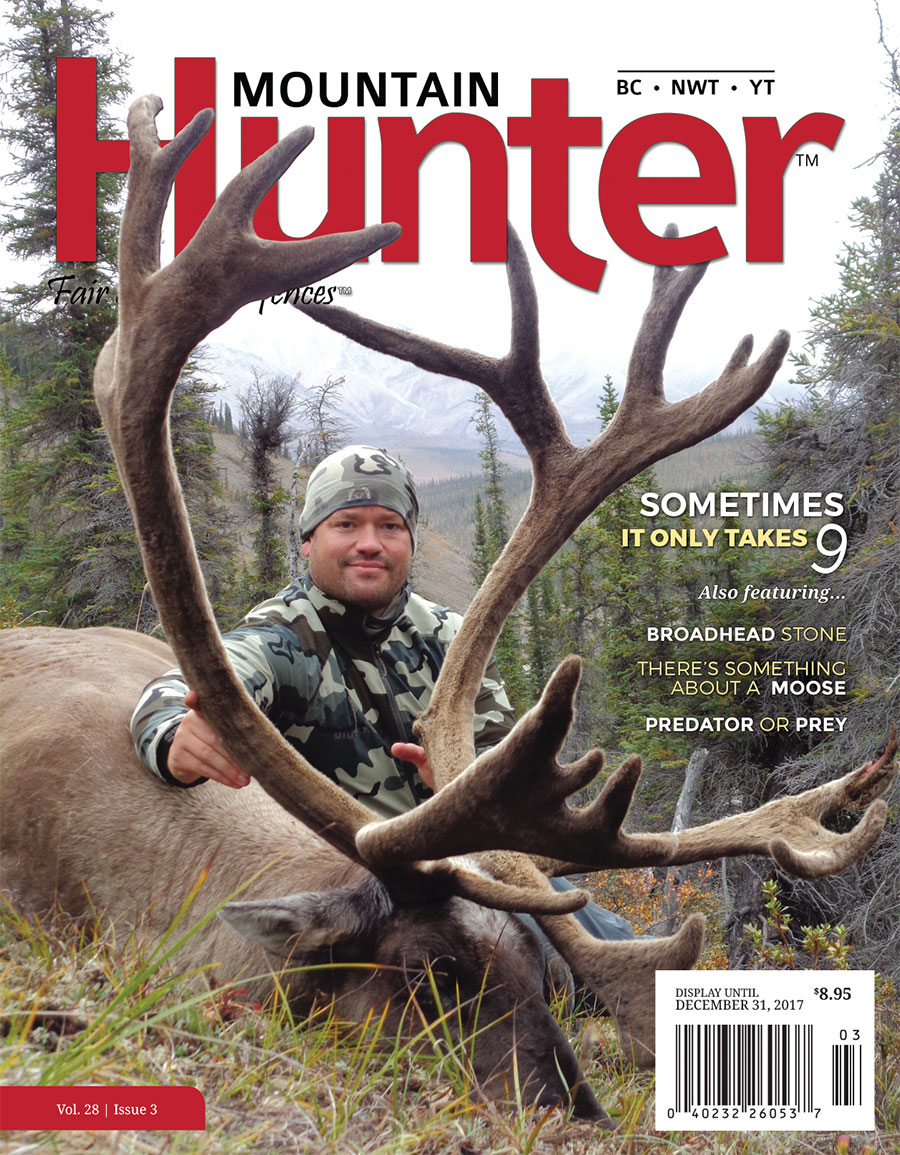 Winter 2017 Mountain Hunter Magazine