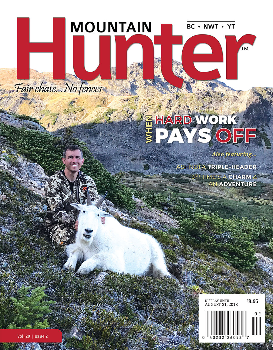 Spring 2018 Mountain Hunter Magazine