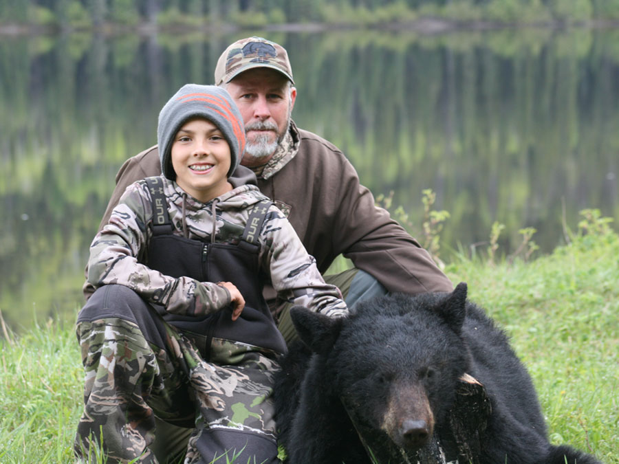Black Bear Hunt - Spring 2020