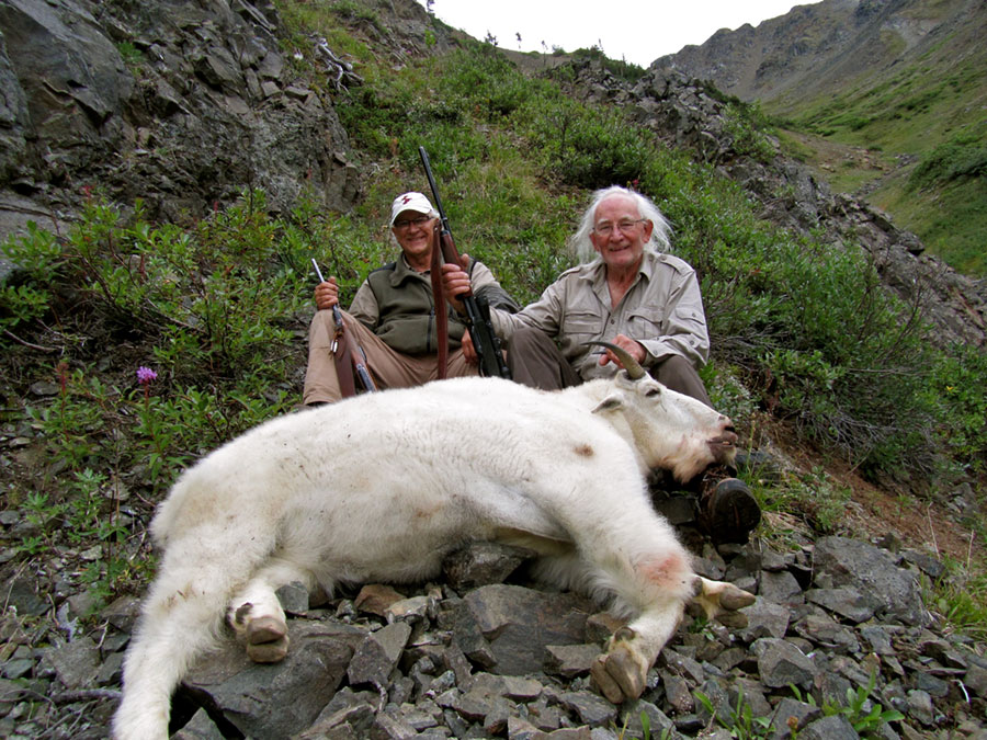 Mountain Goat Hunt - Spring 2020