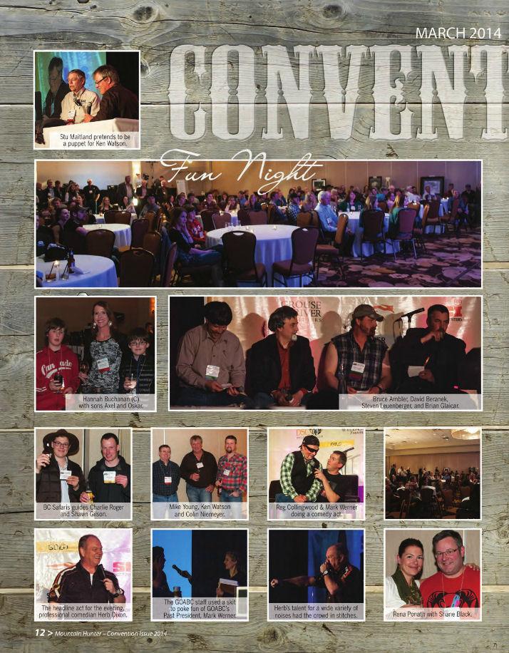 2014 Convention Photos