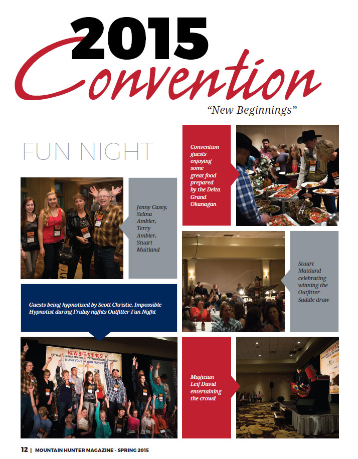 2015 Convention Photos