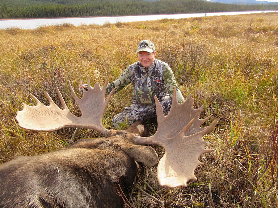 Moose Hunt with Terminus Mtn Outfitters