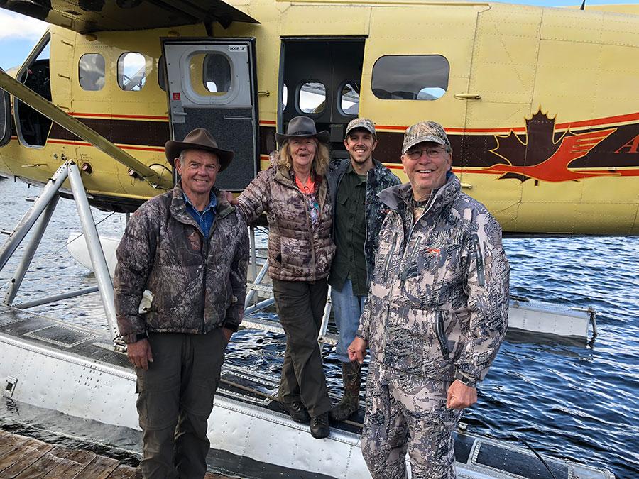 Caribou Combo Hunt