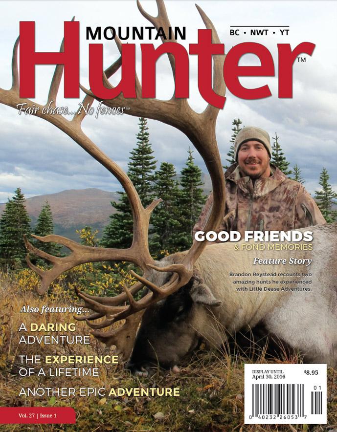 Winter 2016 Mountain Hunter Magazine
