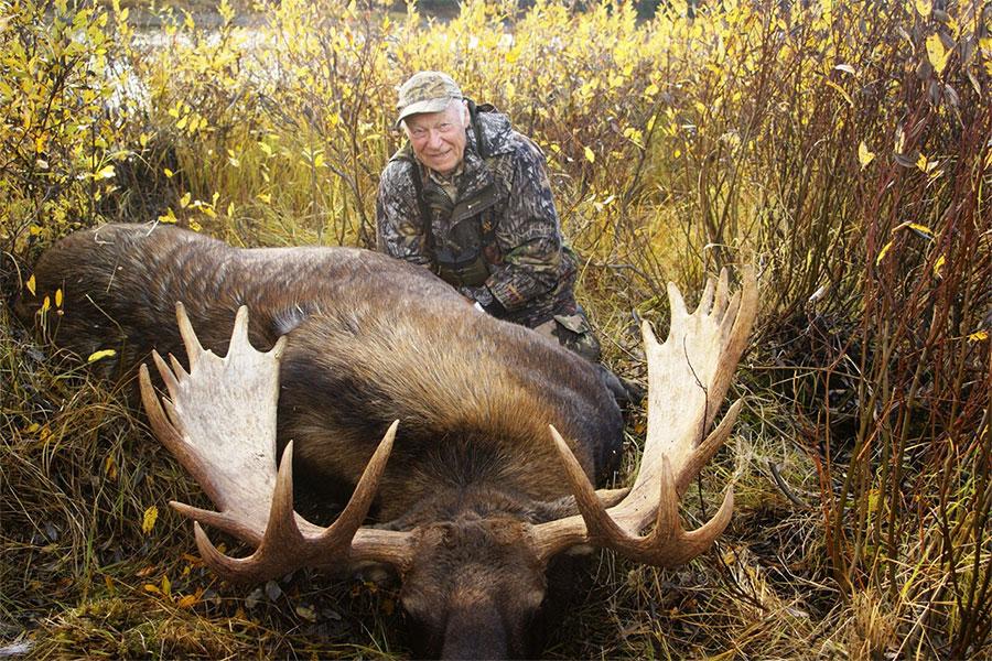Moose Hunting Story