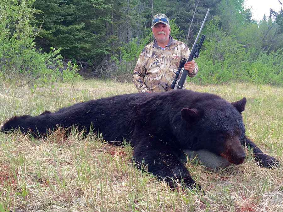 Nahanni Butte Black Bear Hunt