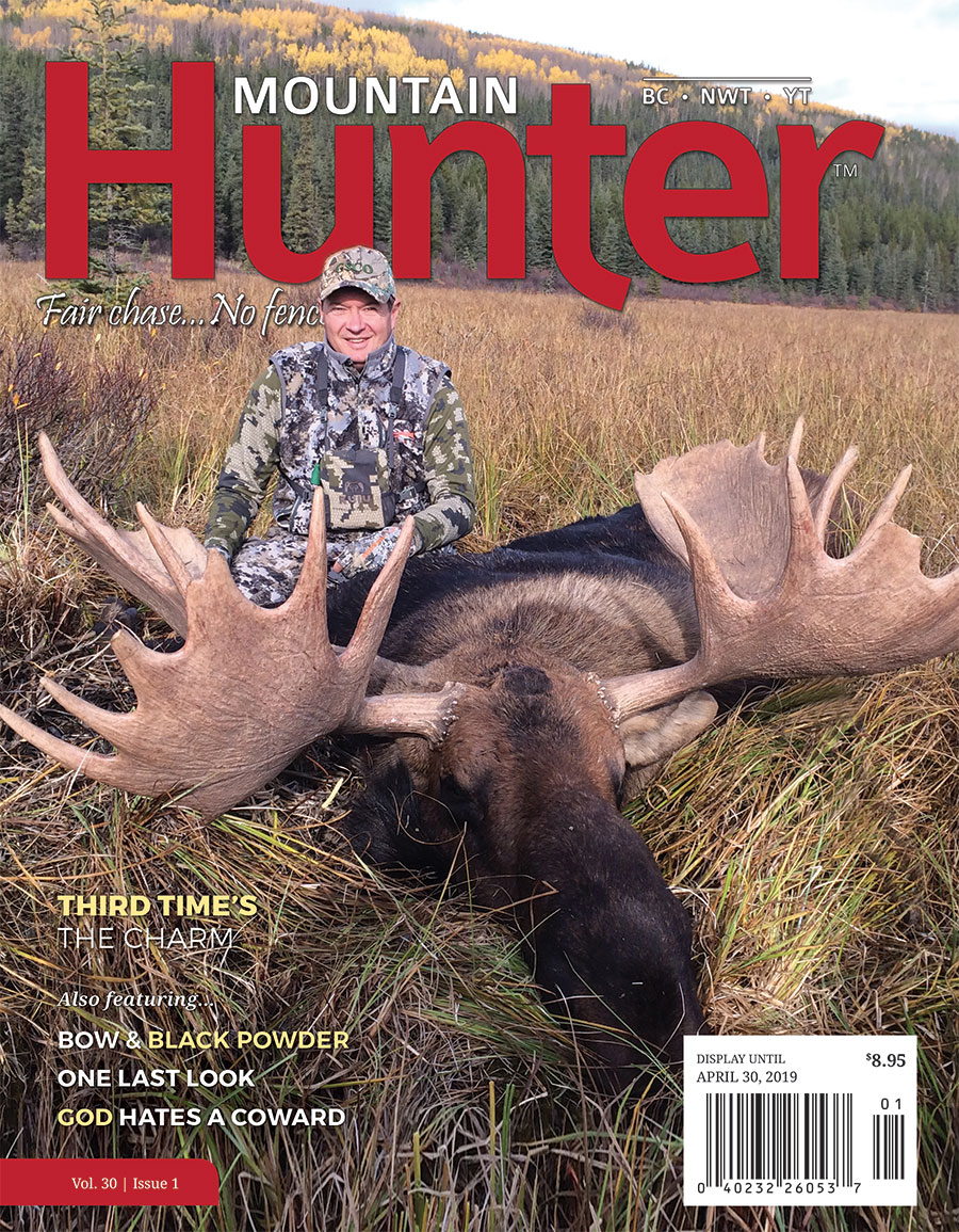 Winter 2019 Mountain Hunter Magazine