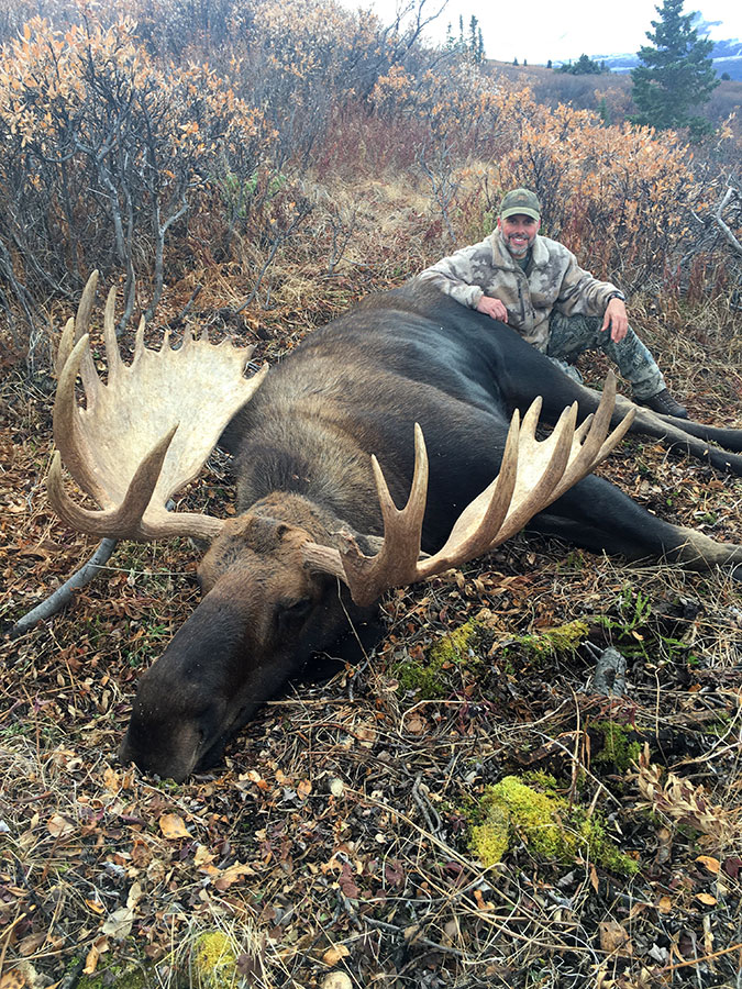 Moose Hunt Fall 2020