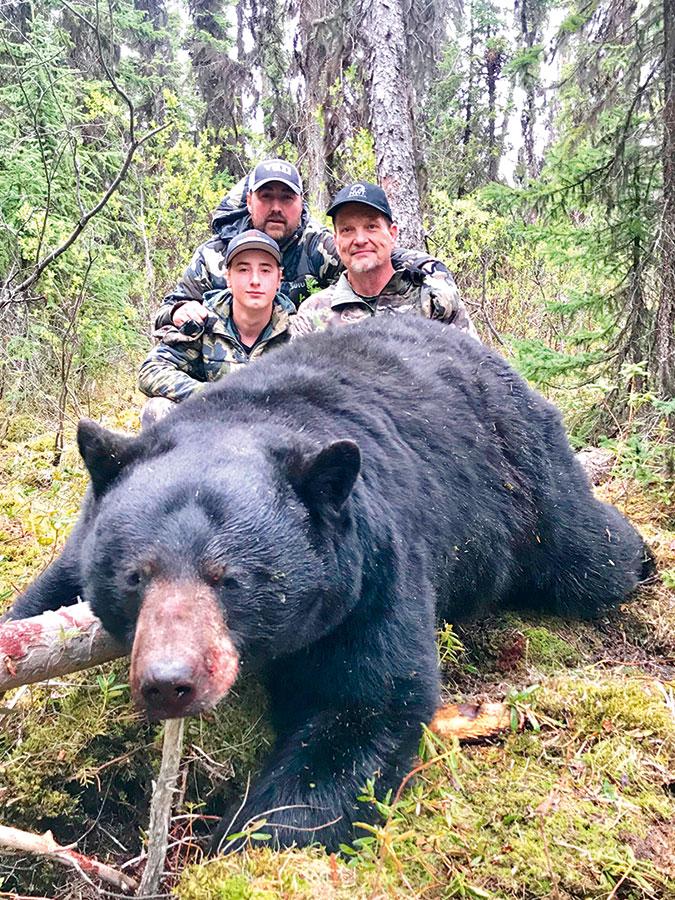 Black Bear Hunt Fall 2020